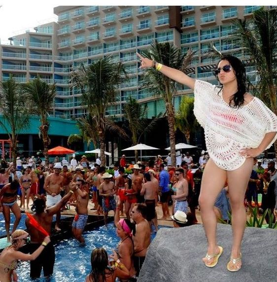 Top 5 Party Resorts In Cancun